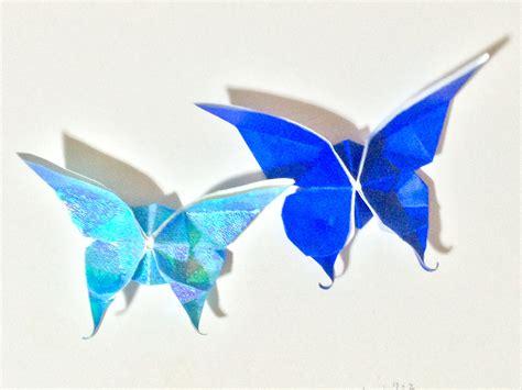origami swallowtail butterfly 折り紙 蝶 折り方 origami swallowtail butterfly