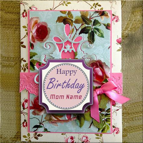 make a birthday card with name create name on happy birthday greeting card for