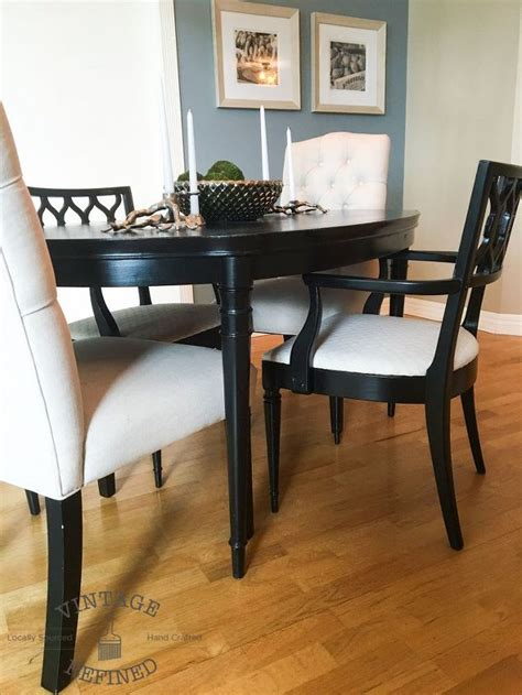 painting a dining room table dining room update painting dining table chairs hometalk