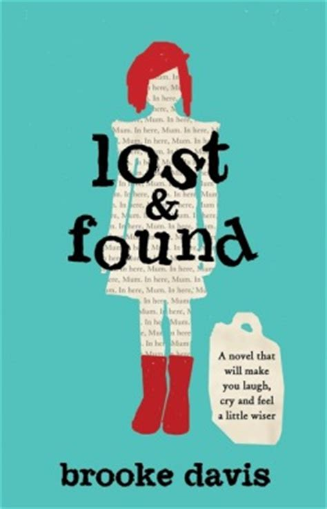 lost and found picture book lost found by davis