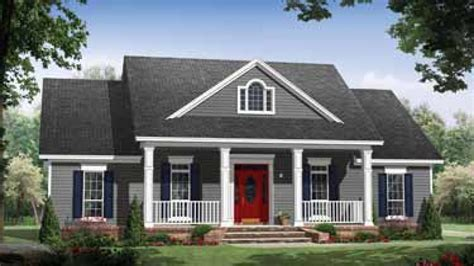 house plans country style small country house plans with porches best small house