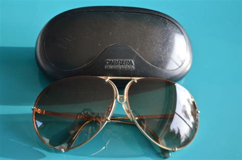 Porsche Carrera Brille by Carrera Porsche Design 5621 Sunglasses Vintage Catawiki