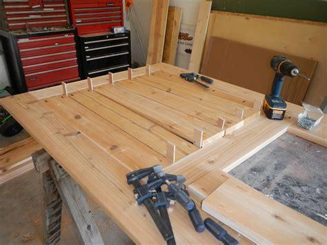 cedar patio table bryan s site diy cedar patio table plans