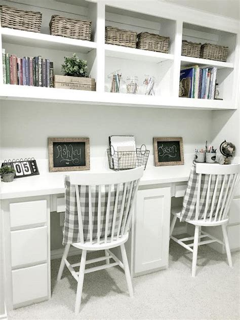 small built in desk best 25 built in desk ideas on small home