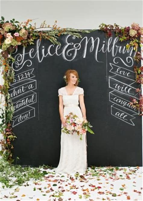 chalkboard paint backdrop 354 best images about wedding backdrops on