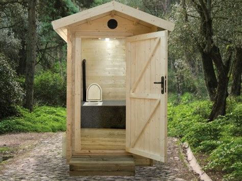 Eco Outdoor Toilet by Eco Composting Toilet Survival Pinterest