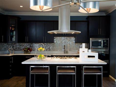 modern black kitchen cabinets 24 black kitchen cabinet designs decorating ideas