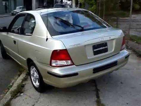 2002 Hyundai Accent Gs by 2002 Hyundai Accent Gs