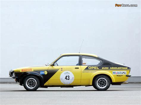 Car Wallpaper 640x480 by Opel Kadett Gt E Rallye Car 1976 77 Wallpapers 640x480