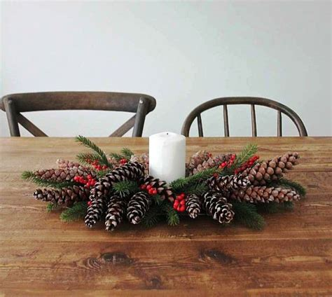 pine cone centerpieces pine cone decorating ideas for the holidays homesteading