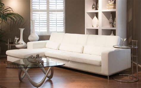 white modern sectional sofa white modern sectional sofas for your living room