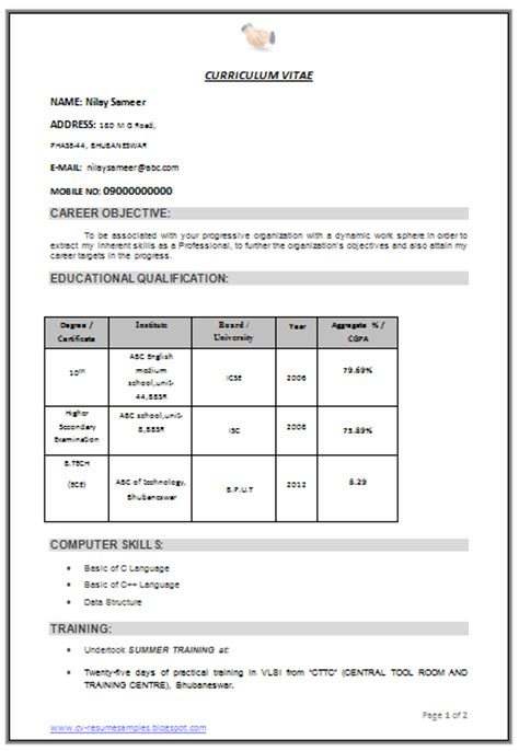 over 10000 cv and resume samples with free download be