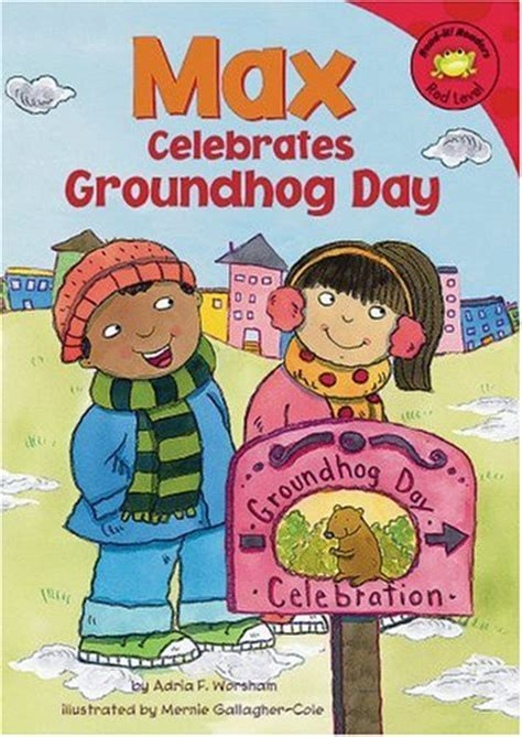 groundhog day novel groundhog day children books your are going to