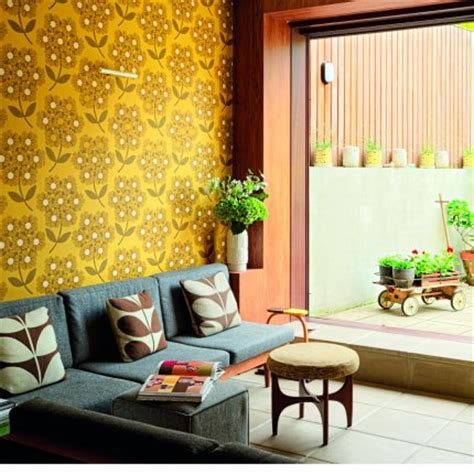 retro home interiors home of designer orla kiely vintage sparkle beautiful