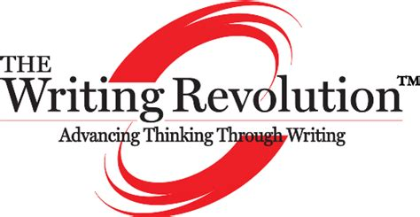 the writing revolution a guide to advancing thinking through writing in all subjects and grades home the writing revolution
