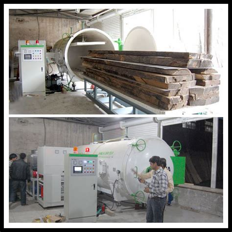 vacuum kiln drying for woodworkers radio frequency rf vacuum drying machine for wood from