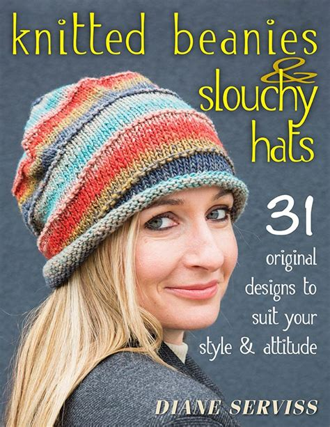 beanies to knit slouchy beanie knitting patterns in the loop knitting