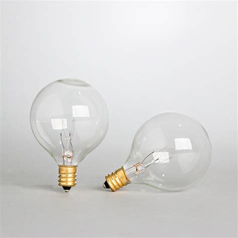 light replacement bulbs replacement bistro light bulbs set of 2