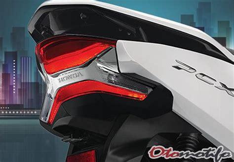 Pcx 2018 Gambar by Harga Honda Pcx 2018 Spesifikasi Abs Dan Cbs Otomotifo