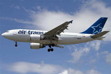 air transat c gvat airbus a310 304 24 08 2011 yul montreal canada flugzeug bild de
