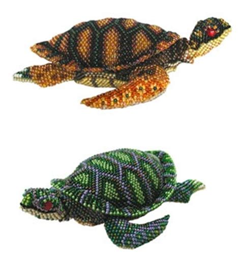 3d beaded turtle pattern pin by kirsten tufte on beaded 3d animals