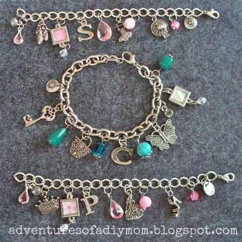 how to make jewelry charms how to make charm bracelets adventures of a diy