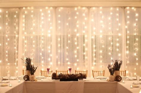 sheer curtains with lights white wire curtain lights for weddings back in stock