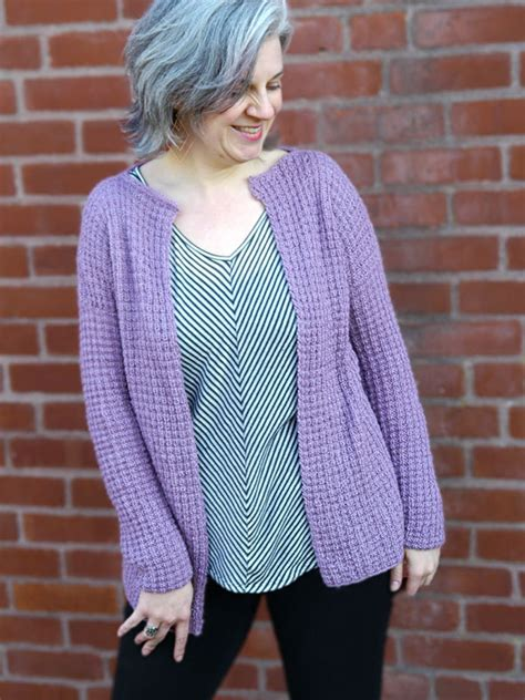 free easy knitting patterns for cardigans ametrine cardigan free knitting pattern nobleknits