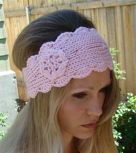 knit a headband free knit headband pattern