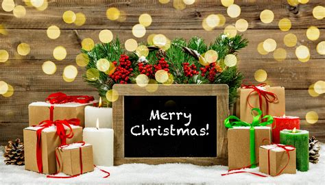 merry gifts merry gifts decoration wallpapers 4859x2778