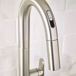 kitchen faucets pull beale pull kitchen faucet with selectronic free