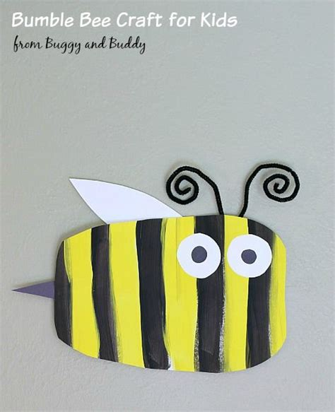 bumble bee crafts for simple bumble bee project for for yellow