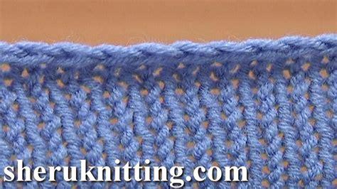 knitting bind methods basic binding knitting tutorial 7 method 4