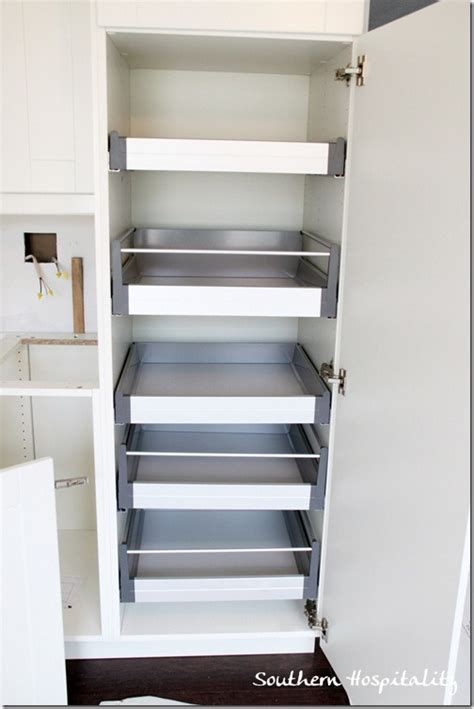 pull out pantry ikea pantry shelves ikea