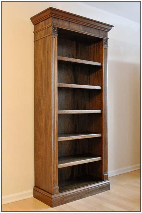 mahogany bookshelves mahogany bookcase