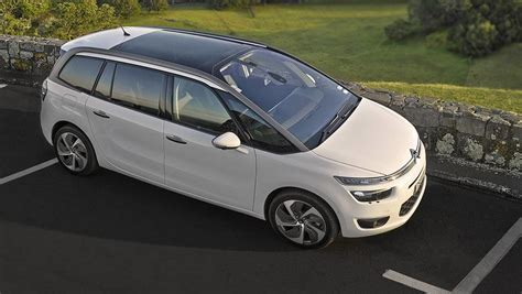 Citroen C4 Grand Picasso by Citroen Grand C4 Picasso 2015 Review Carsguide