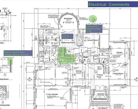 house construction plans document imaging carol s construction technology