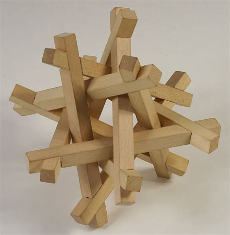 woodwork puzzles math monday four triangles again national museum of