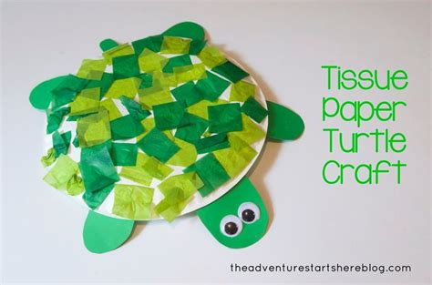 turtle paper craft 25 best ideas about sea animal crafts on