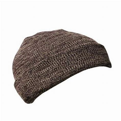 Nickerson Camo Knit Wooly Hat Glasgow Field Sports