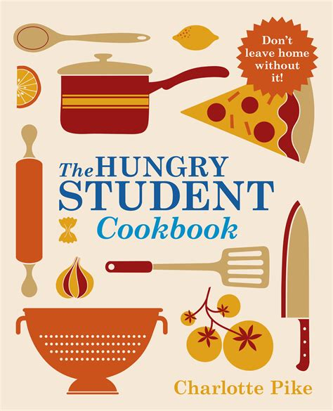 picture cook book the hungry student cookbook signed 163 9 99 uk p p