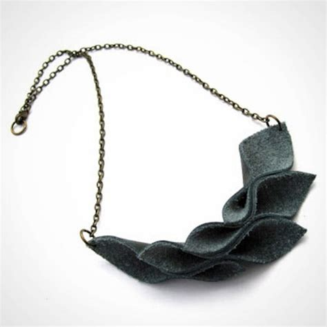 make leather jewelry 32 ways to make your own leather jewelry brit co