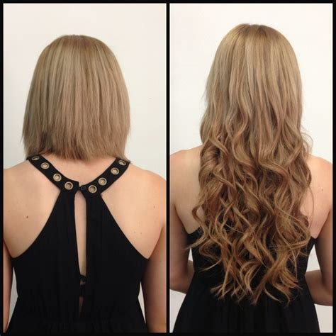 bead hair extensions best 25 micro bead hair extensions ideas on