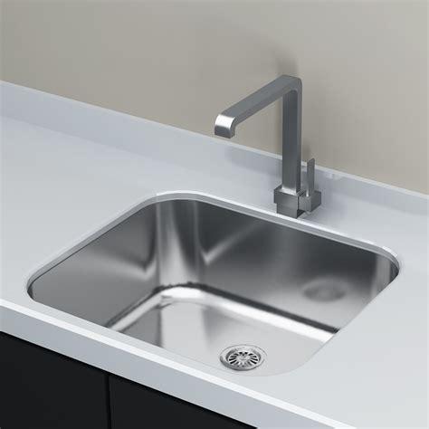undermount single bowl kitchen sink cantrio koncepts kss 2018 kitchen steel series single bowl