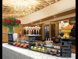 buffet table risers rosseto s modular buffet risers display system