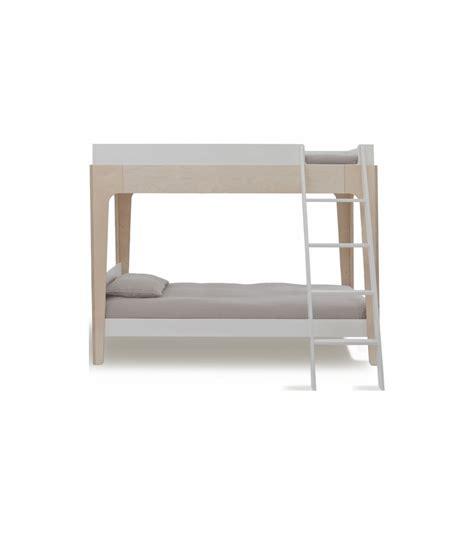 birch bunk bed birch bunk bed perch bunk bed in white birch by oeuf