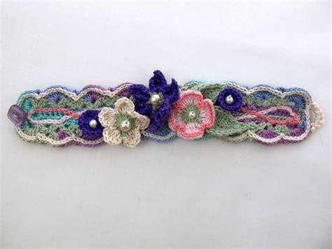 crochet bracelets with crochet bracelets deborah soltesz