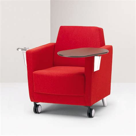 Tablet Arm Chair Desk by Premium Modern Tablet Arm Chairs Ambience Dor 233