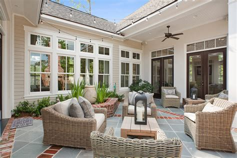 home courtyard courtyard traditional patio new orleans by