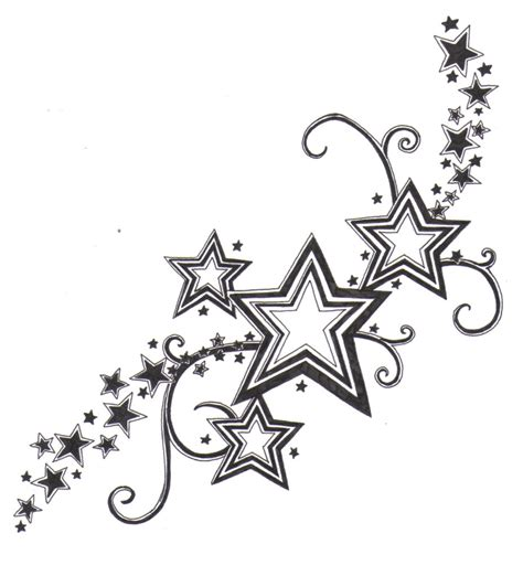 76 beautiful star tattoos and meaningful ideas
